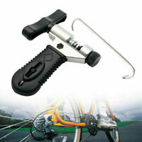 Stainless Steel Bicycle Chain Cutter Splitter Repair Breaker Tool UK FAST Free