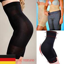 Damen Bodyshaper Figurformer Miederhose Bauchweg Slim Pants Bauchweggürtel Hose