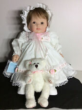 RHIANNE Lloyd Middleton Royal Vienna Doll Collection Signed #