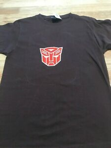 Transformers T-Shirt for Boys - Size 10