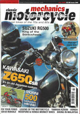 July Classics Motorcycles Magazines