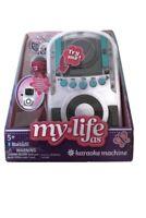 "My Life As 4-Piece Bluetooth Karaoke Machine Set 18"" Doll Accessories Retired!!"