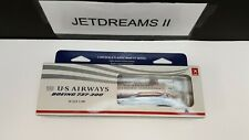1/200 US AIRWAYS BOEING 737-300 2004'S COLORS N160AW HOGAN WITH GEAR #2179G