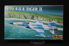 YQ013 HELLER 1/72 maquette avion 80258 Tiger II F-5 E