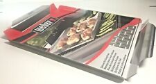 Weber Deluxe Grilling Pan Stainless Steel New In Package BBQ Accessories