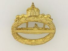 Vintage Imperial Germany/German Navy WWI U-Boat submarine Badge