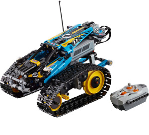 Lego Technic Remote Controlled Stunt Racer ( 42095 ) New Free Signed For Postage