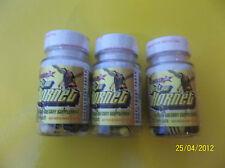 STACKER 2 YELLOW HORNET 3 CT BOTTLES 60 PILLS WORLDS BEST FAT BURNER Low Price!