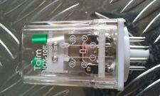 Relais 2 Öffner oder Schließer 24V Spulenspannung 10A ETJQX-10F-2Z-24VDC oder 2Z