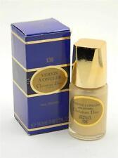 Dior Vernis A Ongles Nail Enamel Polish 136 Spun Gold - New In Box