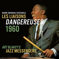 CD Art Blakey : Les Liaisons Dangereuses - 1960 - Musique du Film - BO Jazz