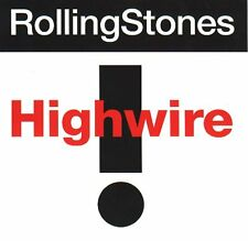 ROLLING STONES  Highwire & 2000 Light Years From Home (Live) SOLID SLEEVE NEW