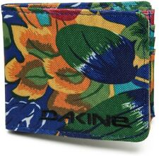WALLET Dakine Higgins Purse Zipped Coins Notes Cards Identity NEW! Fabric Floral