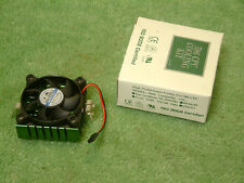 586 CPU Fan & Heatsink Cooling / Cooler Kit, Ball Bearing - Brand New in Box