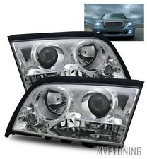 For 94-00 Mercedes Benz W202 C220/C230/C280/C36/C43 Projector Headlights (4 Pin)