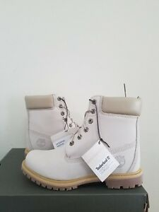 "Timberland Women's 6 inch"" Double Sole Premium Wedge  Waterproof Boots NIB"