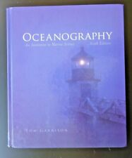 Oceanography : An Invitation to Marine Science by Tom S. Garrison