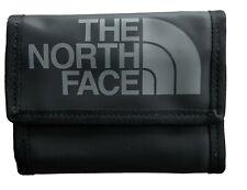 The North Face Herren Geldbörse Geldbeutel Portemonnaie schwarz/grau