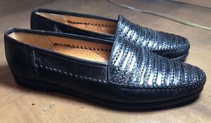 NEIMAN MARCUS Men's Loafer Shoes Sz.10 M