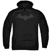 Batman HUSH LOGO Licensed Sweatshirt Hoodie