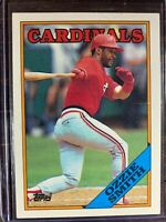 Ozzie Smith Baseball Card #460 Topps St. Louis Cardinals MLB HOF Free Ship NM-MT