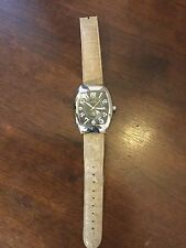 orologio da donna da polso grande MERIDIANA vintage