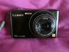 Panasonic LUMIX DMC-SZ9 16.1MP Digital Camera - Black