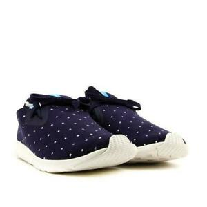 Native Shoes Apollo Moc Embroidered Adult Regetta Blue Lifestyle 21102406-8198