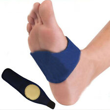 Arch Support Heel Spur Strap Brace Cushion Feet Ankle Pain Relief Health 2017 AA