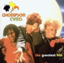 """THOMPSON TWINS """"THE GREATEST HITS"""" CD NEW+"""