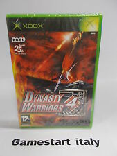 DYNASTY WARRIORS 4 25TH ANNIVERSARY (XBOX) NUOVO SIGILLATO NEW - PAL VERSION