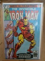 The Invincible Iron Man 126 - Pence Copy