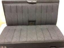 Mercedes W124 estate Boot supplémentaires pliant rangée Dossier & Coussin Authentique