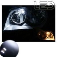 BMW E36 2 Ampoules résistance Veilleuses Feux position LED Blanc anti erreur ODB