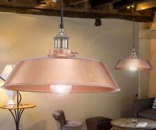 Globo Lighting E27 Knud Gold Glossy Pendant Ceiling Lamp