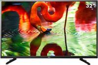 Seleco S32FHD 81cm (32 Zoll) Full HD 1920x1080 LED Fernseher TV schwarz USB