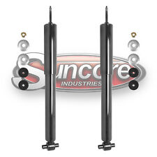 2003-2011 Lincoln Town Car Rear Suspension Gas Shock Absorbers - New Pair