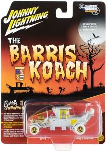Chase THE BARRIS COACH HOBBY EXCLUSIVE 1/64 DIECAST JOHNNY LIGHTNING JLSS002
