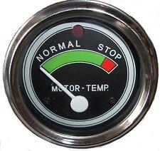 Fernthermometer mechanisch für luftgekühlte Motoren Einbaumaß 60 mm Beleuchtung