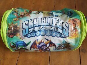 Skylanders Spyro's Adventure Carry Storage Bag Figures Games Portal Side Bag