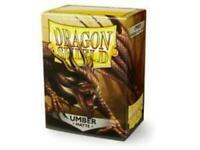 Dragon Shield Umber Matte Card Sleeve Protectors 100 Pack, Free Shipping!