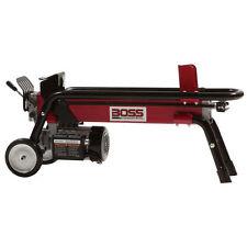 Boss Industrial 7-Ton Horizontal Electric Log Splitter