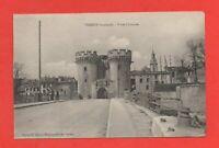 Postal- Verdun Bombardearon - Llaveros Suelo (J7852)
