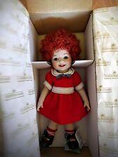 The Ashton-Drake Galleries Collectible Orphan Annie Doll
