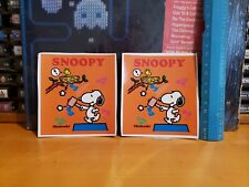 Nintendo snoopy table top  game and watch side art decals. New. Decals only!