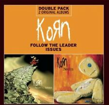 Korn - Follow the Leader/Issues [New CD] UK - Import