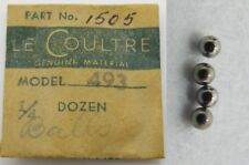 for the bearing . #1505 LeCoultre 493 part 1x ball