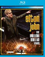 Elton John: The Million Dollar Piano Blu-Ray (2017) Elton John cert E ***NEW***