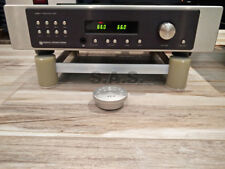 SONIC FRONTIERS LINE 1 VACUUM TUBE STEREO PRE-AMPLIFIER! MINT + REMOTE & REBUILT
