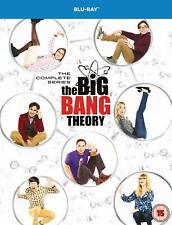 The Big Bang Theory Seasons 1 to 12 Blu-ray UK BLURAY
